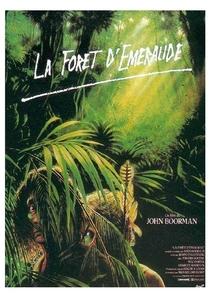 A Floresta das Esmeraldas - Poster / Capa / Cartaz - Oficial 5