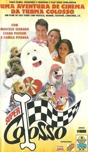 Super-Colosso: a Gincana da TV Colosso - Poster / Capa / Cartaz - Oficial 1