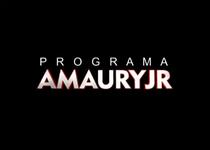 Programa Amaury Jr. - Poster / Capa / Cartaz - Oficial 1