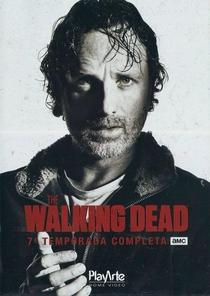 The Walking Dead (7ª Temporada) - Poster / Capa / Cartaz - Oficial 7