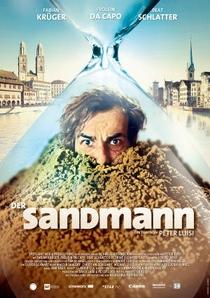 O Homem de Areia - Poster / Capa / Cartaz - Oficial 1