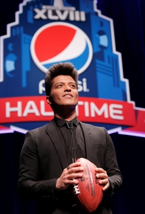 Super Bowl XLVIII Halftime Show: Bruno Mars - Poster / Capa / Cartaz - Oficial 1