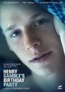 A Festa de Aniversário de Henry Gamble - Poster / Capa / Cartaz - Oficial 2