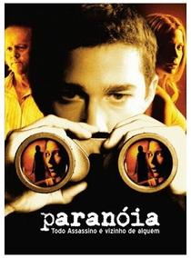 Paranóia - Poster / Capa / Cartaz - Oficial 6