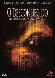 O Desconhecido - Poster / Capa / Cartaz - Oficial 1
