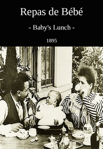 O Almoço do Bebê  - Poster / Capa / Cartaz - Oficial 1