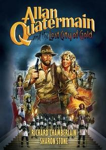 Allan Quatermain e a Cidade do Ouro Perdido - Poster / Capa / Cartaz - Oficial 7