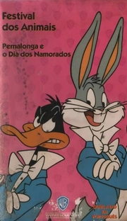 Festival dos Animais - Pernalonga e o Dia dos Namorados - Poster / Capa / Cartaz - Oficial 1
