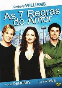 As 7 Regras do Amor - Poster / Capa / Cartaz - Oficial 1