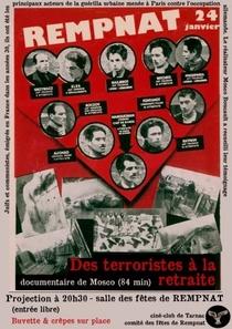 Terroristas Aposentados - Poster / Capa / Cartaz - Oficial 1