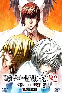 Death Note Rewrite 2: L o Tsugu Mono - Poster / Capa / Cartaz - Oficial 1