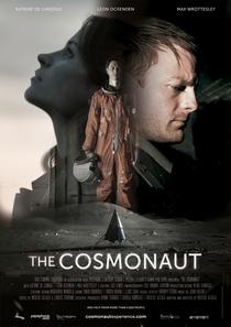 O Cosmonauta - Poster / Capa / Cartaz - Oficial 1