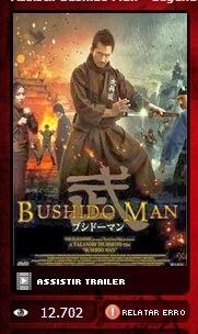 Bushido Man - Poster / Capa / Cartaz - Oficial 1