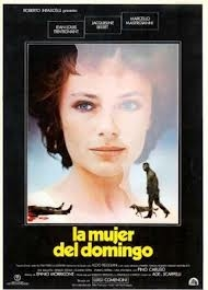 A Mulher de Domingo - Poster / Capa / Cartaz - Oficial 2