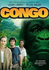 Congo - Poster / Capa / Cartaz - Oficial 3