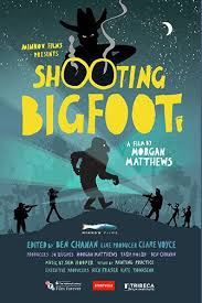 Shooting Bigfoot - Poster / Capa / Cartaz - Oficial 1