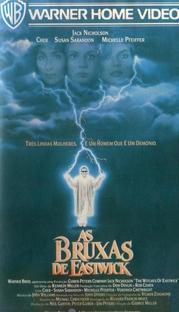 As Bruxas de Eastwick - Poster / Capa / Cartaz - Oficial 3