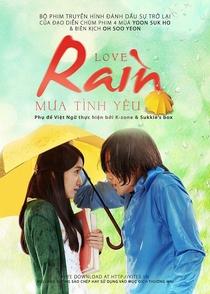 Love Rain - Poster / Capa / Cartaz - Oficial 10