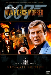 Com 007 Viva e Deixe Morrer - Poster / Capa / Cartaz - Oficial 2