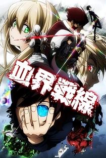 Kekkai Sensen - Poster / Capa / Cartaz - Oficial 8