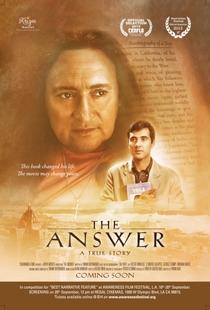 The Answer - Poster / Capa / Cartaz - Oficial 1