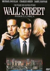 Wall Street - Poder e Cobiça - Poster / Capa / Cartaz - Oficial 5
