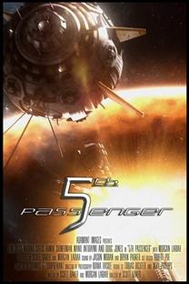 O Quinto Passageiro - Poster / Capa / Cartaz - Oficial 2