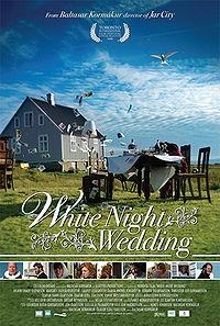 Casamento da Noite Branca - Poster / Capa / Cartaz - Oficial 2
