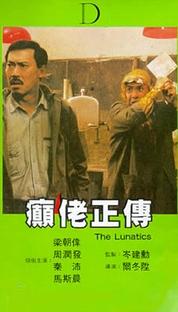Os Lunáticos - Poster / Capa / Cartaz - Oficial 3