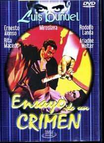 Ensaio de um Crime - Poster / Capa / Cartaz - Oficial 3