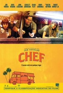 Chef - Poster / Capa / Cartaz - Oficial 2