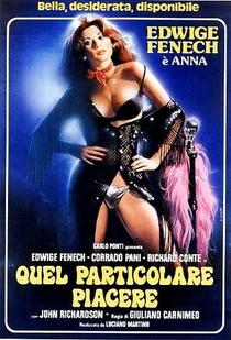 Anna: the Pleasure, the Torment - Poster / Capa / Cartaz - Oficial 1