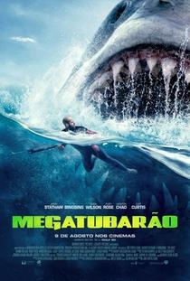 Megatubarão - Poster / Capa / Cartaz - Oficial 7