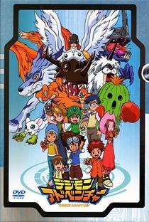Digimon (1ª Temporada) - Poster / Capa / Cartaz - Oficial 4