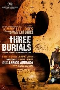 Três Enterros - Poster / Capa / Cartaz - Oficial 1