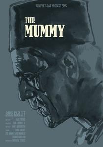 A Múmia - Poster / Capa / Cartaz - Oficial 12