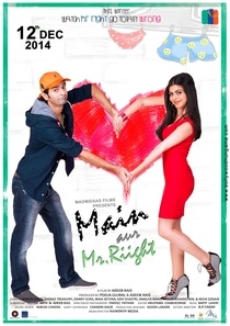 Main Aur Mr. Riight  - Poster / Capa / Cartaz - Oficial 1