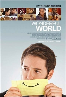 Wonderful World - Poster / Capa / Cartaz - Oficial 1