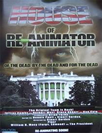 House of Re-Animator - Poster / Capa / Cartaz - Oficial 1