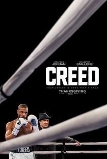 Creed: Nascido para Lutar - Poster / Capa / Cartaz - Oficial 1
