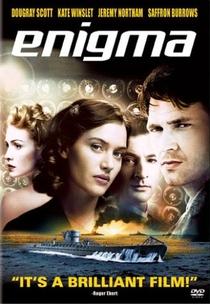Enigma - Poster / Capa / Cartaz - Oficial 1