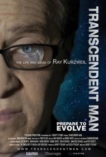 Homem Transcendente - Poster / Capa / Cartaz - Oficial 1