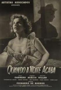 Quando a Noite Acaba - Poster / Capa / Cartaz - Oficial 1