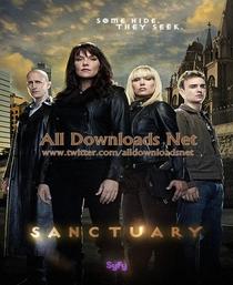 Sanctuary (3ª Temporada) - Poster / Capa / Cartaz - Oficial 1