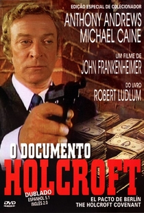 O Documento Holcroft - Poster / Capa / Cartaz - Oficial 4