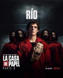 La Casa de Papel (Parte 3) - Poster / Capa / Cartaz - Oficial 13