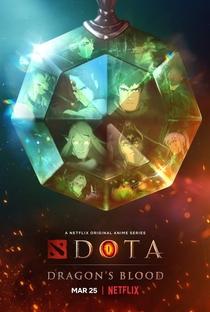DOTA: Dragon's Blood - Poster / Capa / Cartaz - Oficial 1