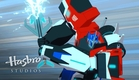 Transformers: Robots in Disguise - COMIC-CON Exclusive Trailer