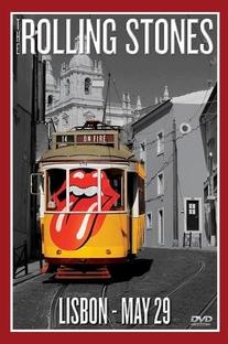 Rolling Stones - Lisbon 2014 - Poster / Capa / Cartaz - Oficial 1