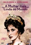 A Mulher mais Linda do Mundo (La donna più bella del mondo)